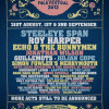 Moseley Folk Festival – First Acts Announced.