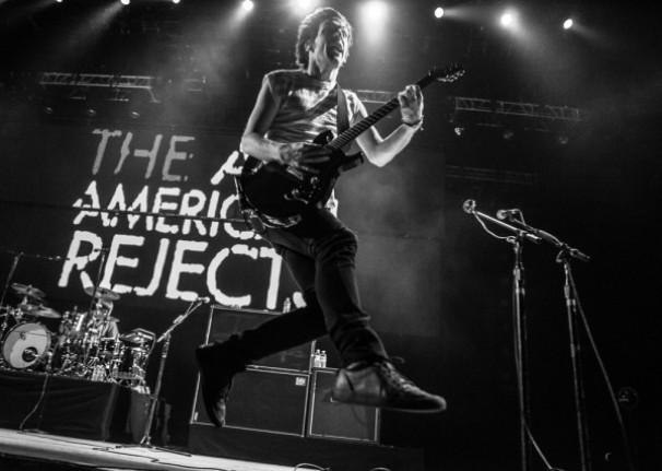 Blink 182 + All American Rejects @ Birmingham LG Arena – 16th June 2012