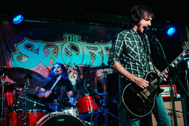 The Sword + Lonely Kamel @ Wolverhampton Slade Rooms – 6th January 2013
