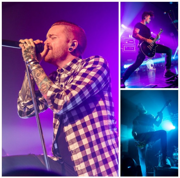 Memphis May Fire + The Word Alive + FACT + Cytota