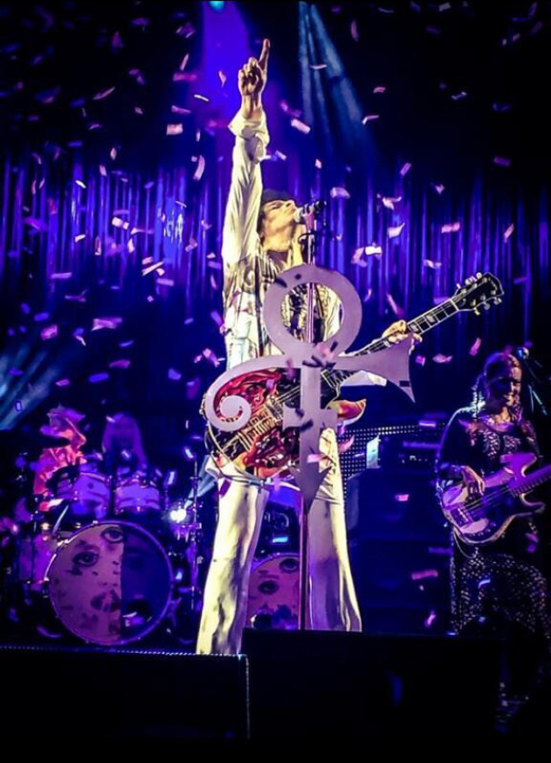 Prince & 3rdEyeGirl @ Birmingham LG Arena – 15th May 2014