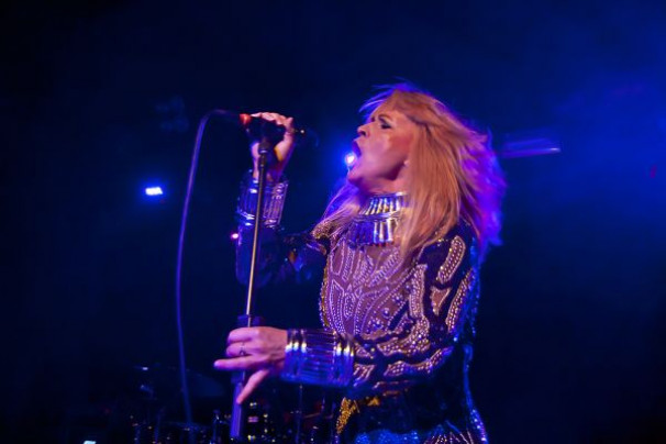Toyah + Erica Nockalls + Deadfilmstar + Among The Echoes @ The Institute Library – 18th October 2014