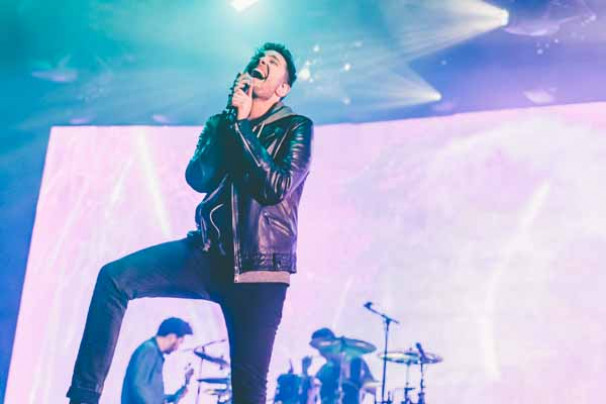 You Me At Six + All Time Low + Walk The Moon @ The Genting Arena, 10th February 2015