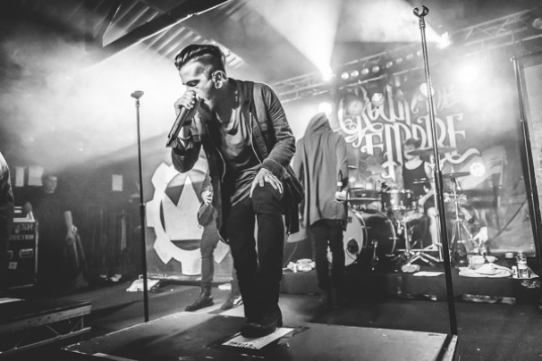 Crown the Empire + Set It Off @ The Asylum, 12th February 2015