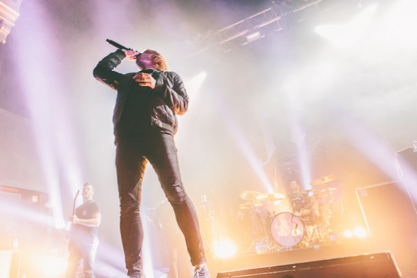 Architects + Every Time I Die + Bless The Fall + Counterparts @ The Institute, 12th March 2015