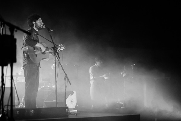José González + Ólöf Arnalds @ Warwick Arts Centre, Coventry 13th March, 2015