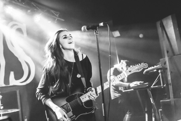 Pvris + Light You Up + Twin Wild @ O2 Academy 3, 18th April 2015