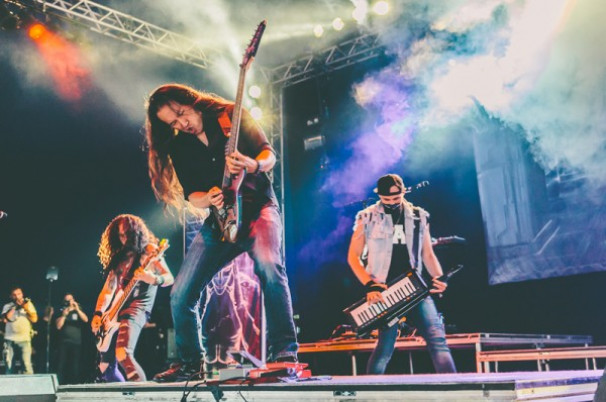 Download Festival 2015: Day one – Friday 12th June