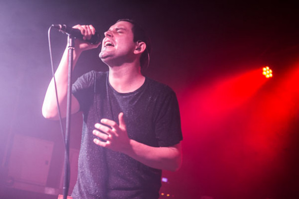 The Twilight Sad + Man Of Moon @ o2 Academy 3, 9th December 2015