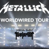 Metallica Announce European Leg Of The Worldwired Tour