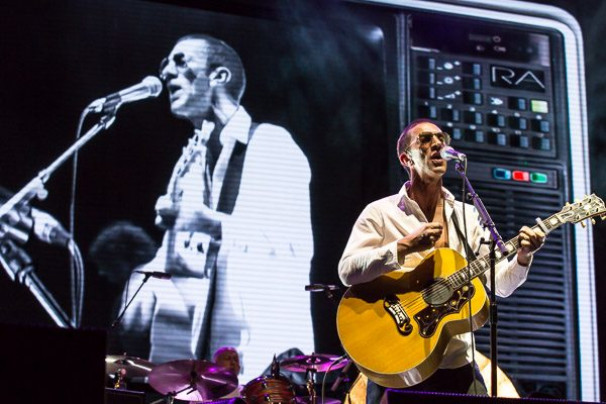 Richard Ashcroft + Black Grape @ Barclaycard Arena, 20th April, 2017