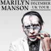 Marilyn Manson announces UK tour for December 2017