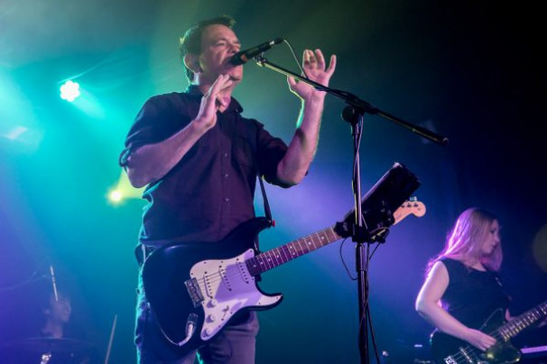The Wedding Present 'George Best' @ o2 Academy, 8th June 2017