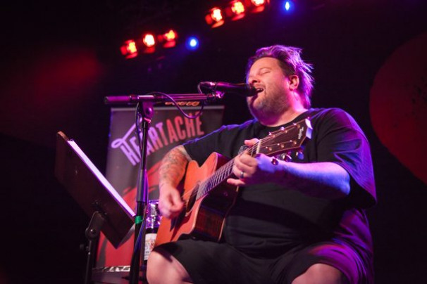 Jaret Reddick The Lounge Kittens Rescue Rooms 17th