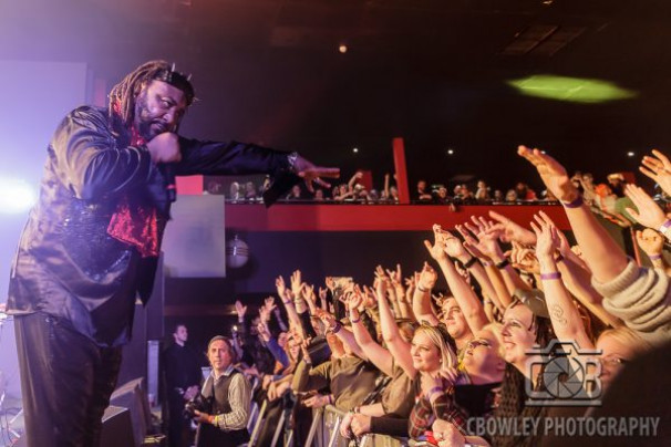 Skindred @ The Avenue, Chesterfield 28 October, 2017