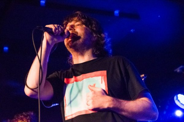 Embrace @ The Slade Rooms, 7th November, 2017