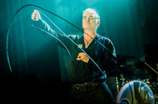 Morrissey plays the Genting Arena 27th February