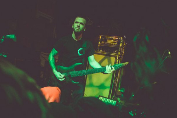 Carnifex + Oceano + Aversions Crown @ Mama Roux's 27 February 2018]