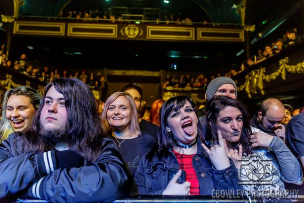 Skindred + CKY + Danko Jones @ o2 Institute, 29 April 2018