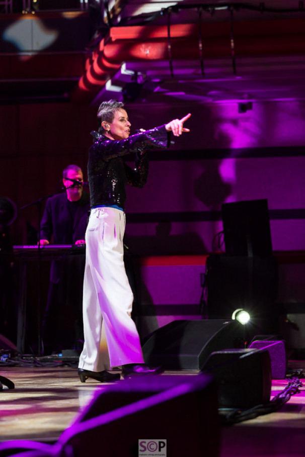 Lisa Stansfield + Irit  @ Symphony Hall , 17 April 2018