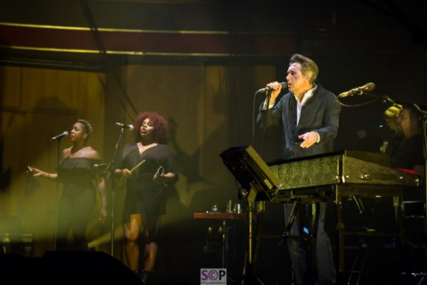 Bryan Ferry @ Symphony Hall, 29th April 2018