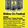 Shiiine On Festival @ Genting Arena 8th September!