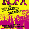 NOFX play o2 Institute 14th June
