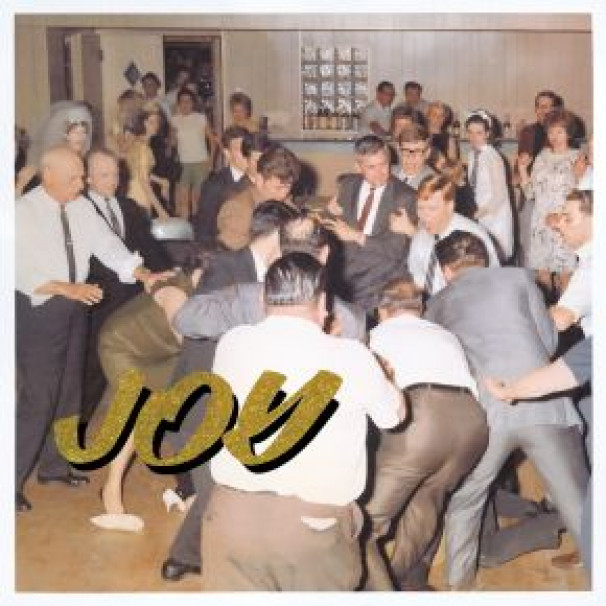 Album Review – Idles – Joy as an Act Of Resistance