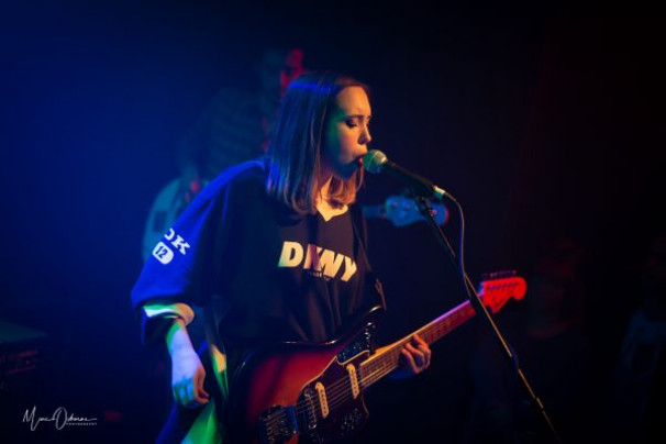 Soccer Mommy + Brooke Bentham @ Hare and Hounds