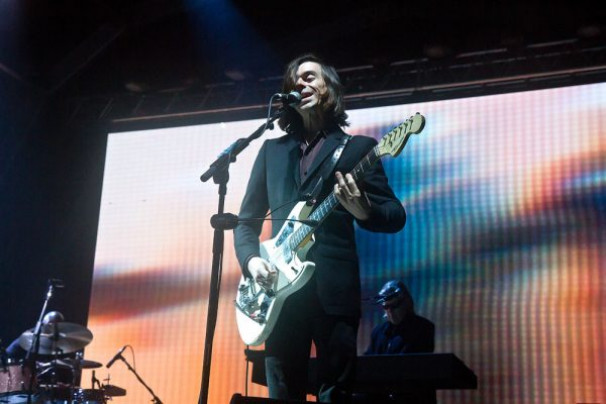 The The + Field Music @ Digbeth Arena 7 September 2018