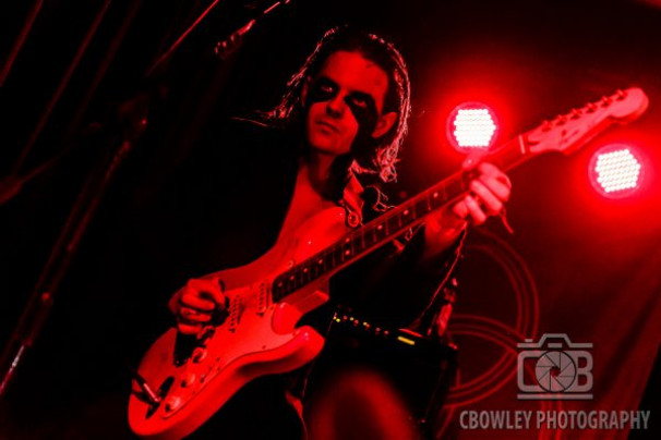 The Blinders @ Castle and Falcon 23 October 2018