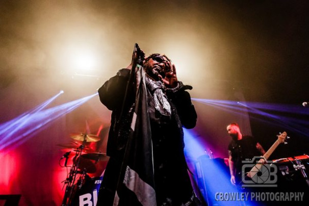 Skindred Night Of The Living Dred @ Empire Coventry, 31st October 2018
