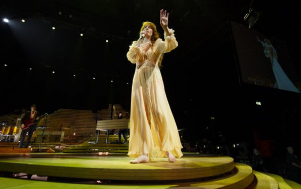 Florence and The Machine @ Genting Arena, 16th November 2018.