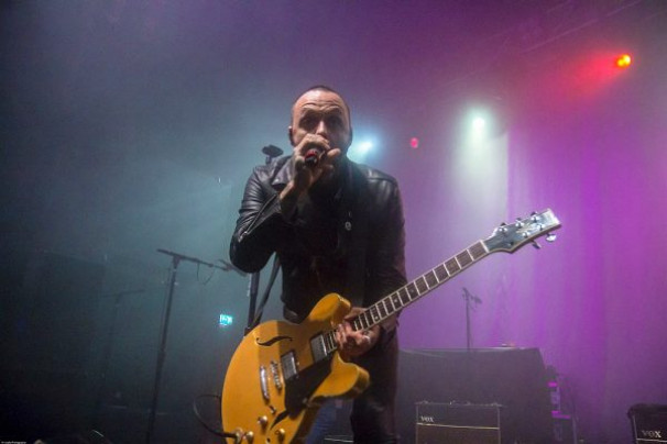 Blue October @ o2 Institute, 22nd February 2019
