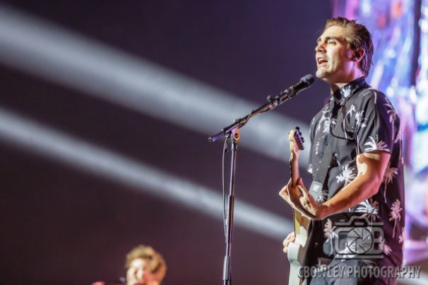 Busted @ Resorts World Arena, 29th March 2019