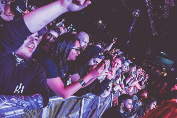 Hollywood Undead + Loathe @ Rock City, 3rd May 2019