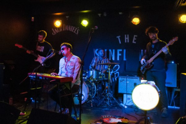 Scott Lavene + The VCR + The NU + The RA Project @ Sunflower Lounge, 13 June 2019