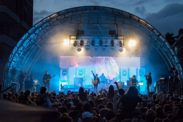 The Hunna @ ValeFest, 8th June 2019