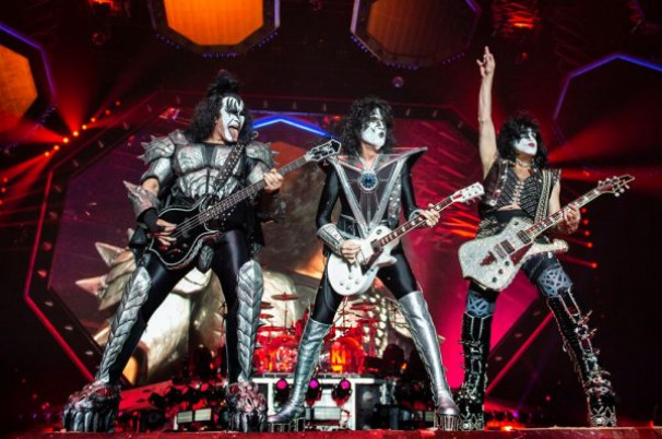 KISS @ The Arena Birmingham, 9 July 2019