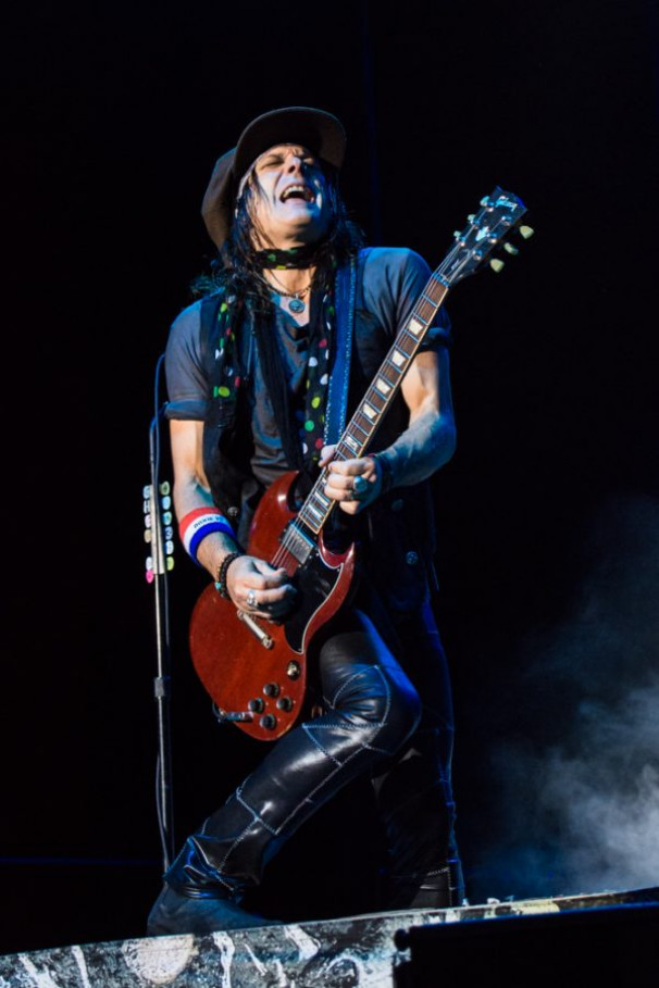 Alice Cooper @ Resorts World  11th October 2019