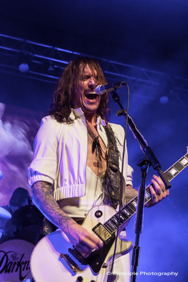 The Darkness @ o2 Academy,  1st December 2019