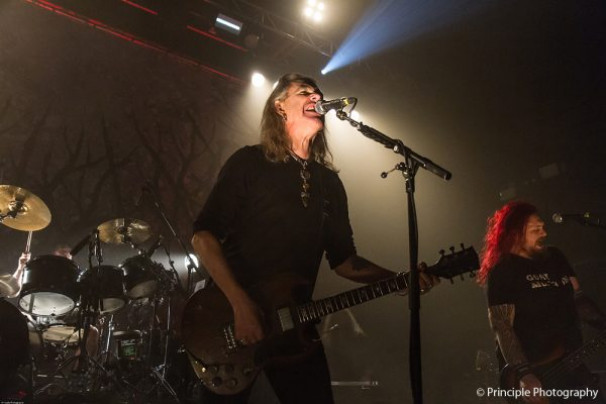 New Model Army @ o2 Institute, 10th January 2020
