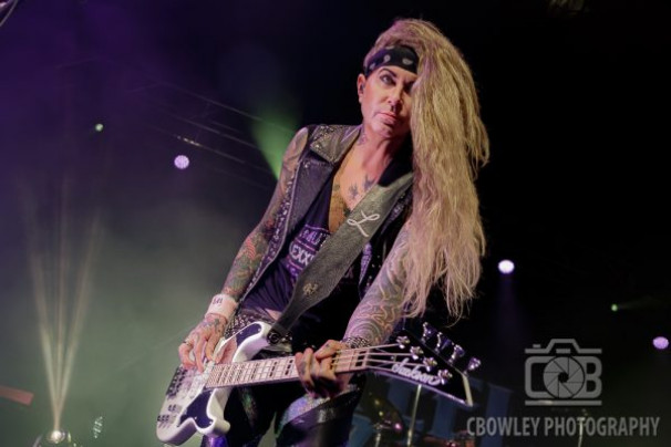 Steel Panther & Wayward Sons @o2 Academy 8th February 2020