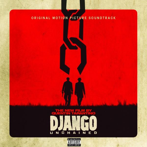 Django Unchained OST sleeve