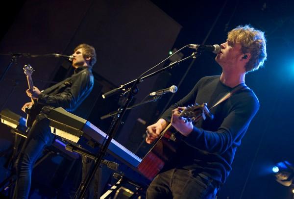 Kodaline in concert - Birmingham