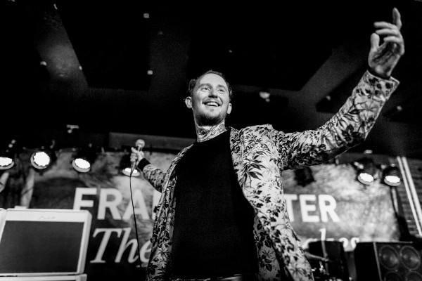 Frank Carter and the Rattlesnakes-10