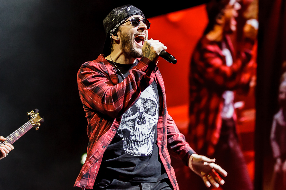 Avenged Sevenfold New Album 2017 : avenged sevenfold disturbed in flames genting arena 13th january 2017 brum live ~ Hamham.info Haus und Dekorationen