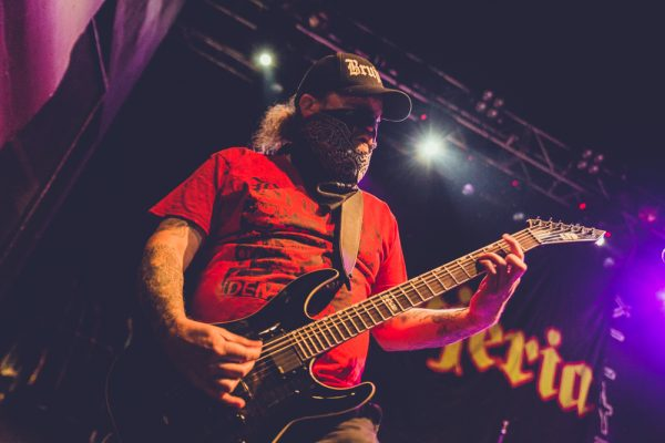 anthrax speed metal band