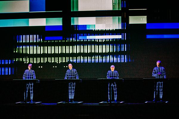 Kraftwerk symphony hall