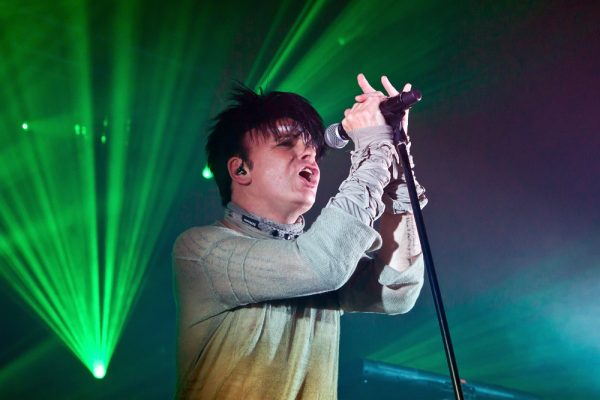 Gary numan o2 institute 11th october 2017 brum live promoting his recently released album savage songs from a broken world gary numan called into the institute as part of his uk tour m4hsunfo